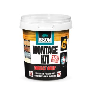 6300831- Bison Montagekit Extreme Grip Cartridge 850 g